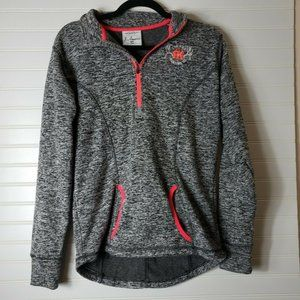 J. America The R&K Hunting Co. Gray Jacket Size Small
